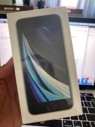 IPhone SE 2 2020 256gb Branco Lacrado 12x302,00