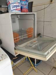 Maquina de lavar louça Brastemp Active (grande) 8 modos de lavagem