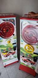 Vending machine máquina pega bola