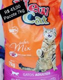 Raçao para gato new cat