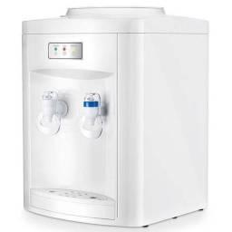 Bebedouro Eletrônico 220v/63w Galão 10/20 Litros Branco