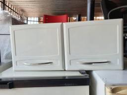 Armario de aço 2 portas de parede
