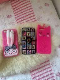 Capinhas iPhone 7/8 plus
