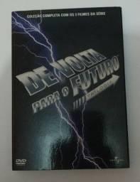 De Volta Para o Futuro Trilogia em DVD