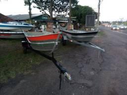 Barcos de aluminio