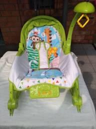 Cadeira Conforto Bebê - Vibratória e Musical
