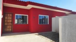 Casa em Matinhos, Minha Casa Minha Vida, Bairro Rio da Onça, R$ 135 mil Ref 257