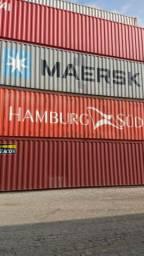 Pronta entrega de container