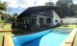 Mansão em Guaramiranga, casa plana com 7 quartos, piscina, 2 chalés, Centro