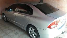 Honda Civic 2008 completo flex