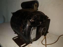 Motor Elétrico Antigo Importado U S A raridade