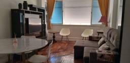 Apartamento em Copacabana para aluguel, são 2 quartos, sendo 1 suíte
