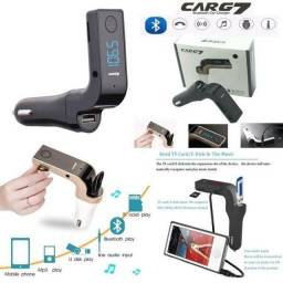 Adaptador de som via isqueiro de carro - CARG7