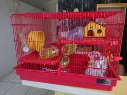 Gaiola hamster gg