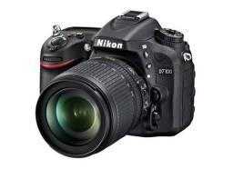 Vendo nikon D7100