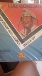 Disco Lp coleção Luiz Gonzaga e 1 de Reginaldo Rossi