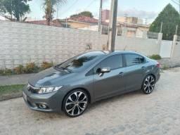 Honda Civic 2012 Repasso financiamento