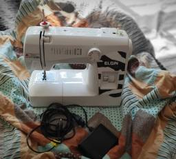 Máquina de costura Elgin Decora JX 2080, usada