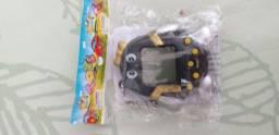 Tamagochi anos 90 brinquedo diversão novo crianças diversos animais nostalgia