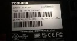 [Carcaça] notebook Toshiba C55-A5300