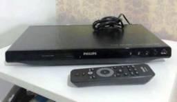 DVD Player Philips DVP3820K - Usado