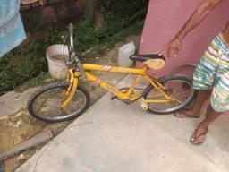 Estou vendendo bicicleta cross