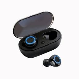 Fone de ouvido sem fio (Bluetooth 5.0) Y50 Tws [À pronta-entrega!!]