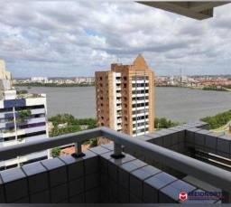 Flat com 1 dormitório à venda, 35 m² por R$ 165.000,00 - Ponta da areia - São Luís/MA
