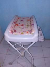 Trocador com banheira ACEITO CARTÃO