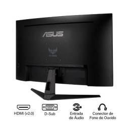 Monitor Gamer Asus Tuf Gaming 31.5´ Curvo, Full Hd, FreeSync Premium, 165Hz, 1ms