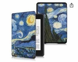 Case para Novo Kindle Paperwhite à prova d?água Função Liga/Desliga
