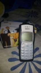 Nokia 1100 novo relíquia zerado