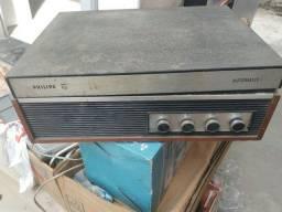 Aparelho Phillips antigo Magnetofon