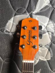 Vendo violão giannini com diapasom