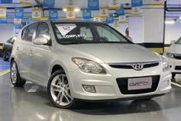 Hyundai I30 Completão Banco De Couro Multimídia Único Dono Todo Revisado