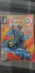 Capitão América n° 211 - Editora Abril