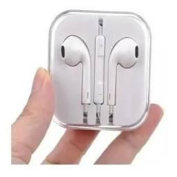 Fone de ouvido iphone andoid entrada p2