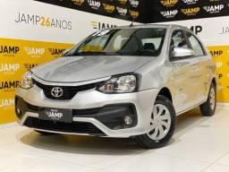 Toyota Etios X Sedan 1.5 Automático + Multimídia