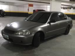 Civic lx 1.5 automatico ano 2000