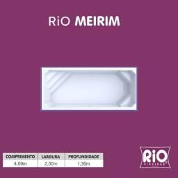 Rio Meirim 4,00x2,00x1,30 - 20 anos de garantia