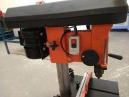 Furadeira De Bancada Fb-160f industrial com motor 1/2 cv