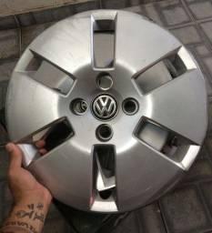 Jogo de calotas Volkswagen Up! aro 14 2014-2016