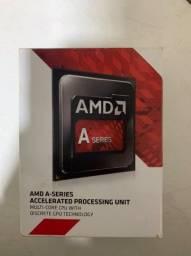 Título do anúncio: Processadores  AMD a6 e AMD a10