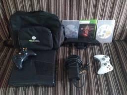 Vendo ou troco Xbox 360 completo
