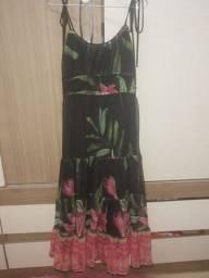 Vestido florido novo