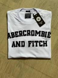 Camisas Fio 30.1 Abercrombie  65,00