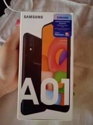 Samsung A01 32 GB de memória