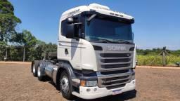 Scania R440 6x4 2014/2014 Único dono!