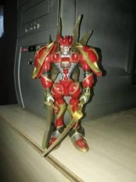 Digimon Gallantmon Crimson Mode boneco colecionador