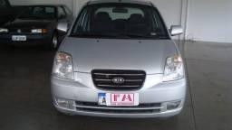 PICANTO 2007/2007 1.1 EX 12V GASOLINA 4P AUTOMÁTICO